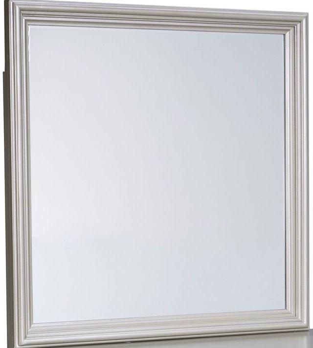 Signature Design by Ashley® Coralayne Silver Vanity Mirror-B650-25