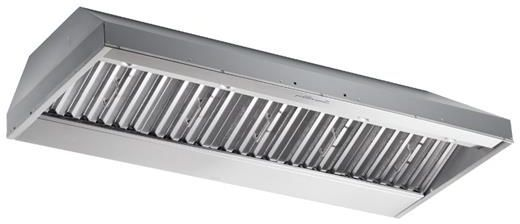 "Best Potenza 54"" Built In Range Hood-Stainless Steel-CP57IQT542SB"