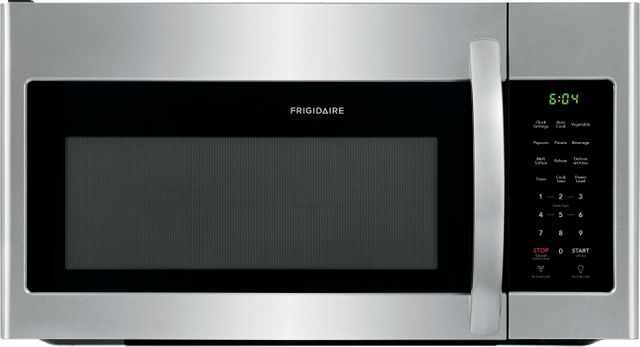Frigidaire® 1.7 Cu. Ft. Stainless Steel Over The Range Microwave-FFMV1745TS