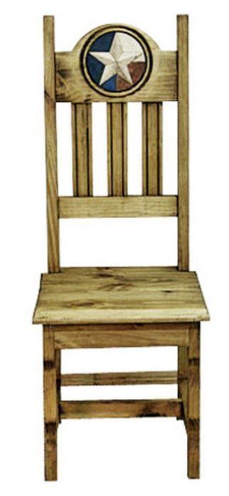 Million Dollar Rustic Side Chair-03-1-10-01-3-TX-LS