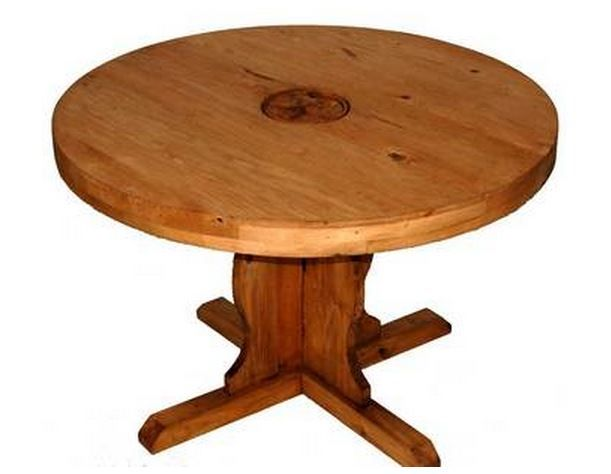 Million Dollar Rustic Dining Table-03-1-10-4-RD-1
