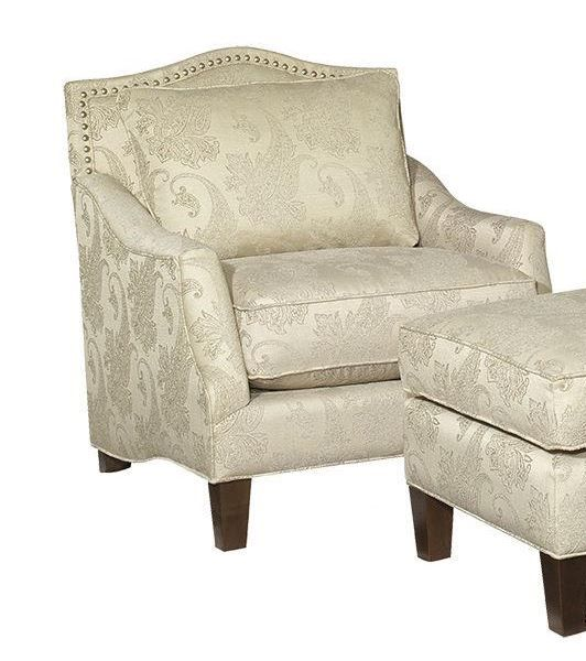 Craftmaster Living Room Accent Chair-031410