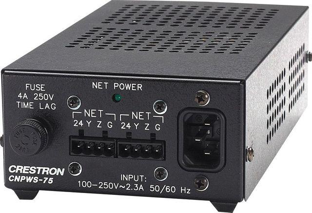 Crestron® CNPWSI-75 Cresnet Power Supply-International Version-CNPWSI-75