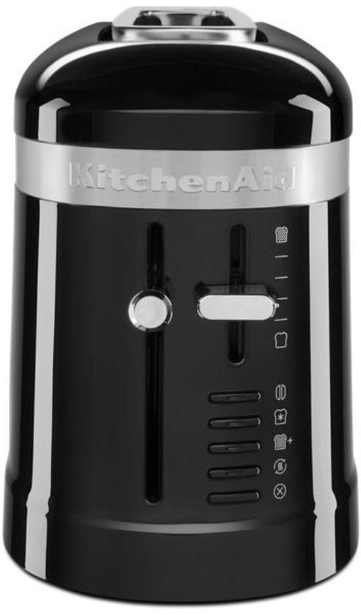 KitchenAid® 2 Slice Onyx Black Toaster-KMT3115OB