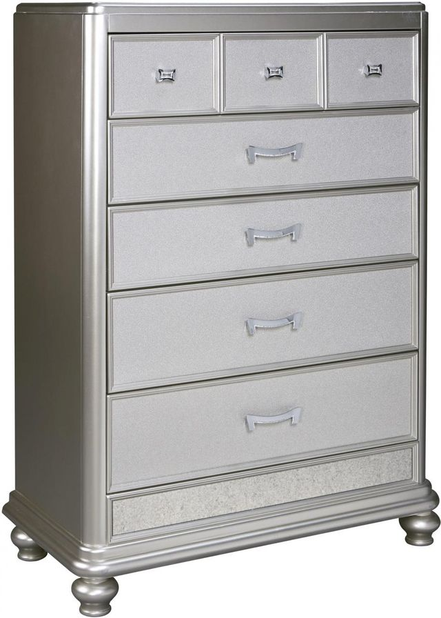 Signature Design by Ashley® Coralayne Silver Chest-B650-46