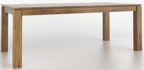 Table à manger rectangulaire East Side Canadel®-TRE04084-ED