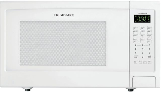 Frigidaire® 1.6 Cu. Ft. White Built In Microwave-FFMO1611LW