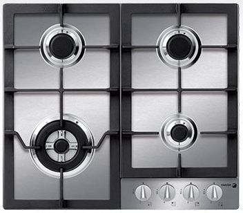"""Fagor 24"""" Gas Cooktop-Stainless Steel-FA-640STX"""