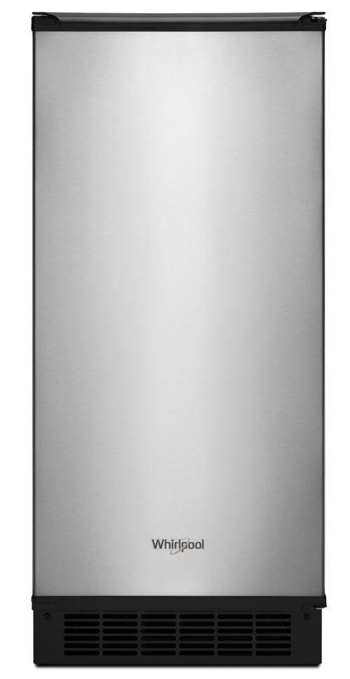 Machine à glaçons Whirlpool® de 38 po - Acier inoxydable-WUI95X15HZ
