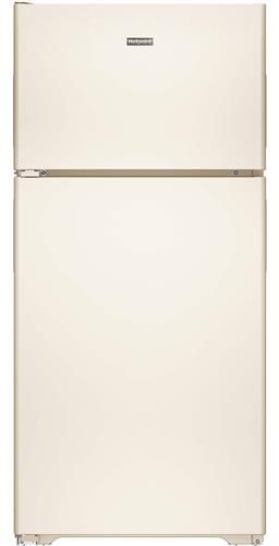 Hotpoint® 14.6 Cu. Ft. Top Freezer Refrigerator-Bisque-HPS15BTHLCC