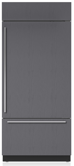 Sub-Zero® 21.7 Cu. Ft. Built In Bottom Freezer Refrigerator-BI-36U/O-LH