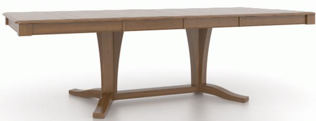 Table à manger rectangulaire Gourmet Canadel®-TRE04262-VR-2