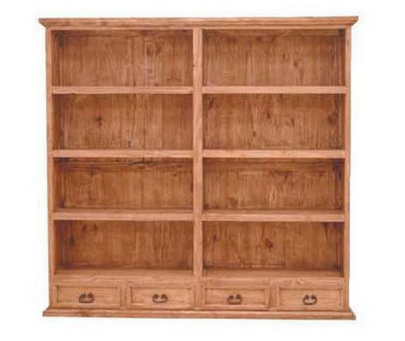 Million Dollar Rustic Bookcase-05-1-10-11