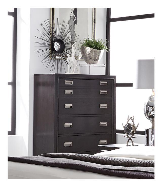 Aspenhome® Front Black Licorice Street Chest-IFS-456-BLC