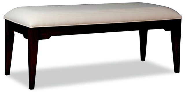 Durham Furniture Solid Accents Candlelight Cherry Bench-900-010A