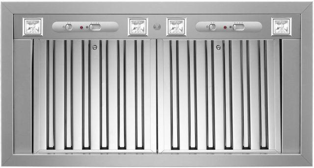 """Bertazzoni Professional Series 46"""" Stainless Steel Insert Hood-KIN46PROX"""