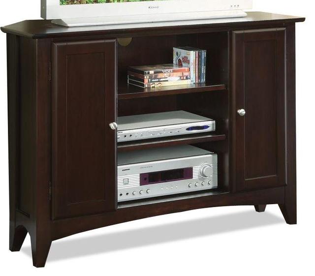 Riverside Furniture Metro II 44-Inch Corner Console-66045