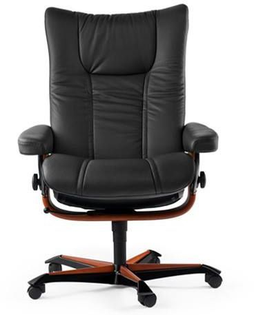 Stressless® by Ekornes® Wing Office Chair-1161096