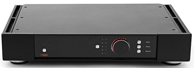 Rega Integrated Amplifier-Elicit-R