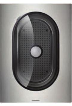 "Gaggenau Vario 400 Series 15"" Modular Electric In-Counter Steamer-VK414610"