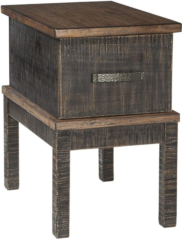 Signature Design by Ashley® Stanah Two Tone Chair Side End Table-T892-7
