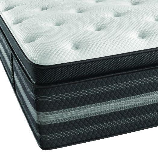 Beautyrest® Black® Christabel Ultra Plush Pillow Top Hybrid Queen Mattress-700753994-1050