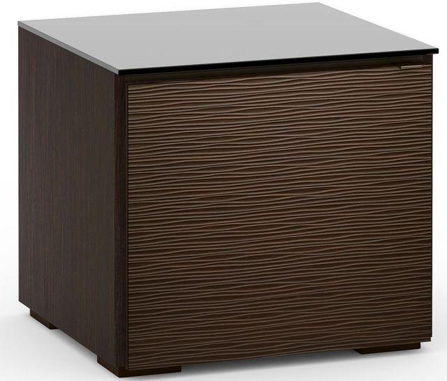 Salamander Designs® Berlin 217 AV Cabinet-Textured Wenge-C/BL217/WE