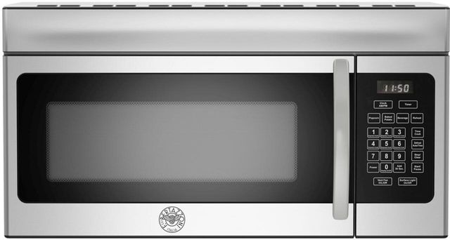 Bertazzoni Professional Series 1.6 Cu. Ft. Stainless Steel Over the Range Microwave-KOTR30X