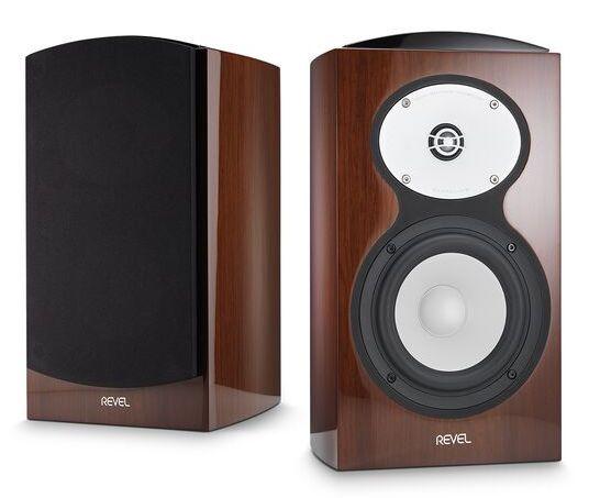 "Revel® M126Be Walnut 2-Way 6.5"" Bookshelf Loudspeaker-REVM126BEWAL"