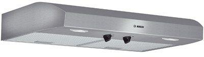 "Bosch 500 Series 30"" Under Cabinet Ventilation-Stainless Steel-DUH30252UC"