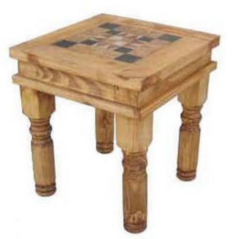 Million Dollar Rustic End Table-06-1-10-01-END