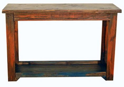 Million Dollar Rustic Sofa Table-06-2-5290-30-SOFA