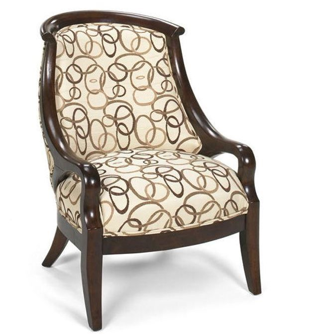 Craftmaster Living Room Accent Chair-061710