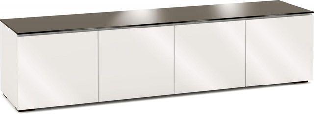 Salamander Designs® Miami 247 AV Cabinet-Gloss Warm White-C/MM247/GW