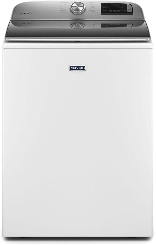 Maytag® 4.7 Cu. Ft. White Top Load Washer-MVW6230RHW