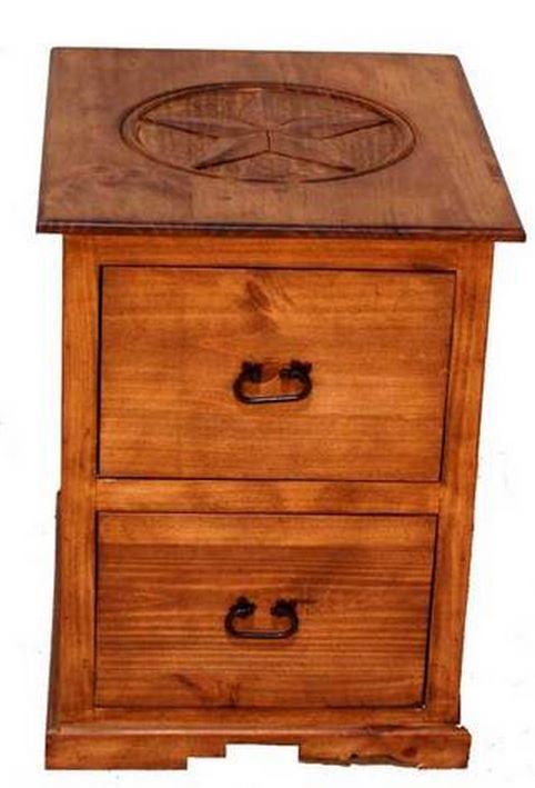 Million Dollar Rustic File Cabinet-07-1-10-08-2-TX