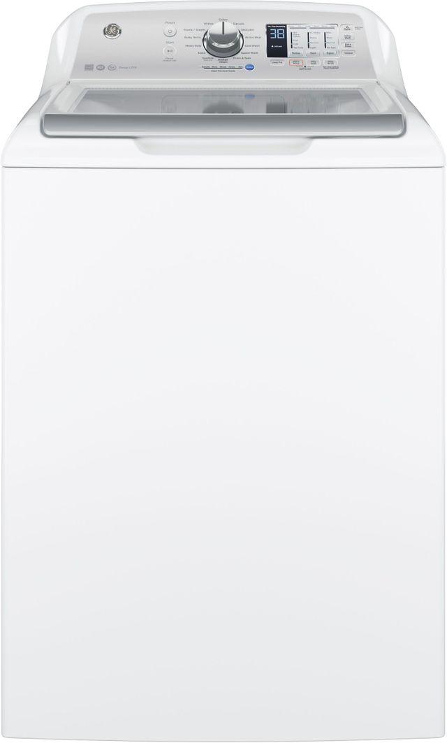 GE® Top-Load Washer - White-GTW680BSJWS