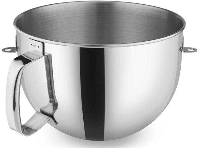 KitchenAid® 6 Quart Polished Stainless Steel Bowl-KN2B6PEH