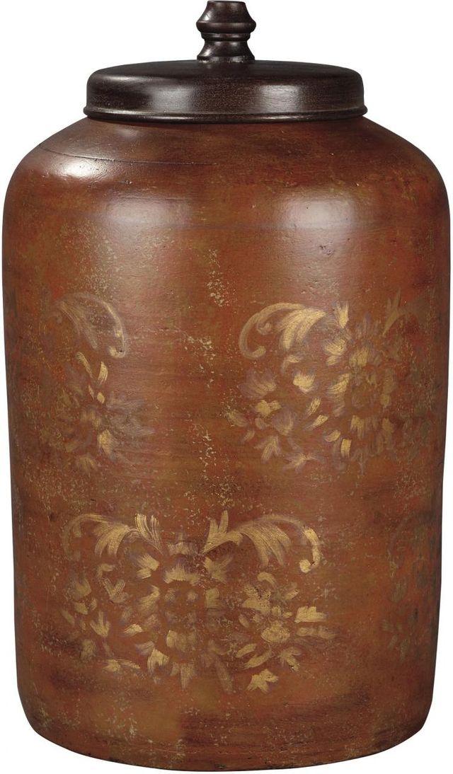 Ashley® Odalis Orange jar-A2000221