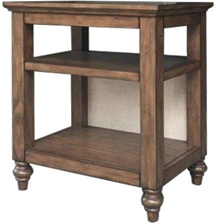 Signature Design by Ashley® Brickwell Beige/Brown Accent Table-A4000278