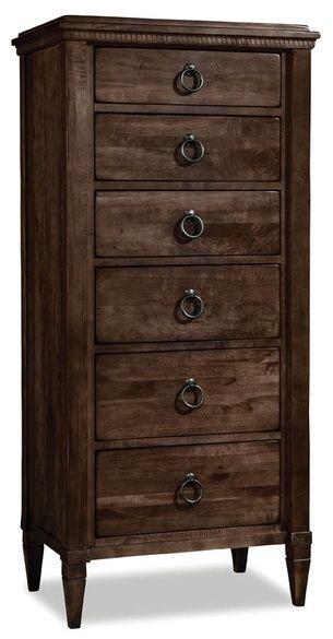 Coffre à lingerie Springville, brun, Durham Furniture®-145-167