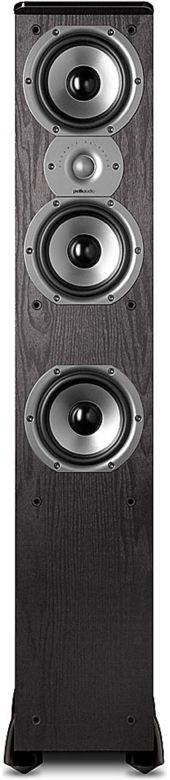"""Polk Audio® TSI Series TSI400 Black 5.25"""" Floor Standing Speaker-AM6205"""