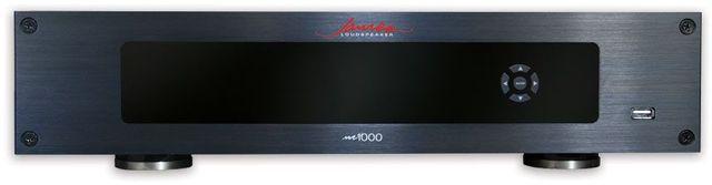 James Loudspeaker® Mono 1000W Subwoofer Amplifier-M1000