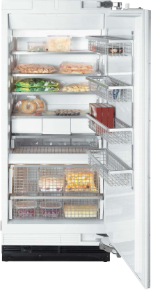Miele MasterCool 15.2 Cu. Ft. Upright Freezer-Panel Ready-F1803Vi