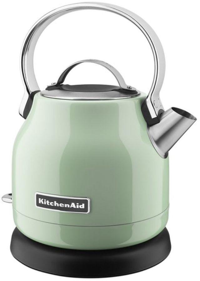 KitchenAid® 1.25 L Pistachio Electric Kettle-KEK1222PT