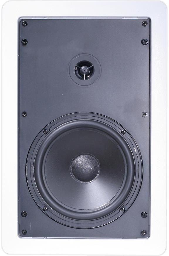 """Klipsch® R-1650-W 6.5"""" In-Wall Speaker-1007212"""