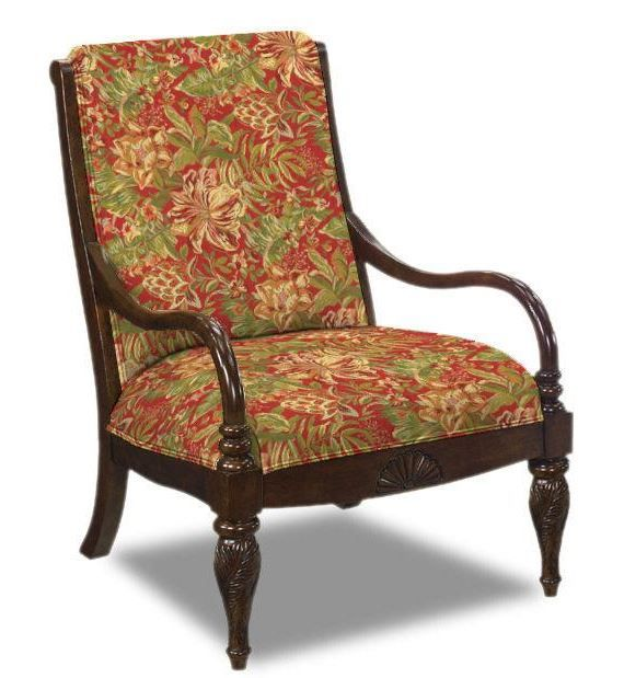Craftmaster Living Room Accent Chair-091810