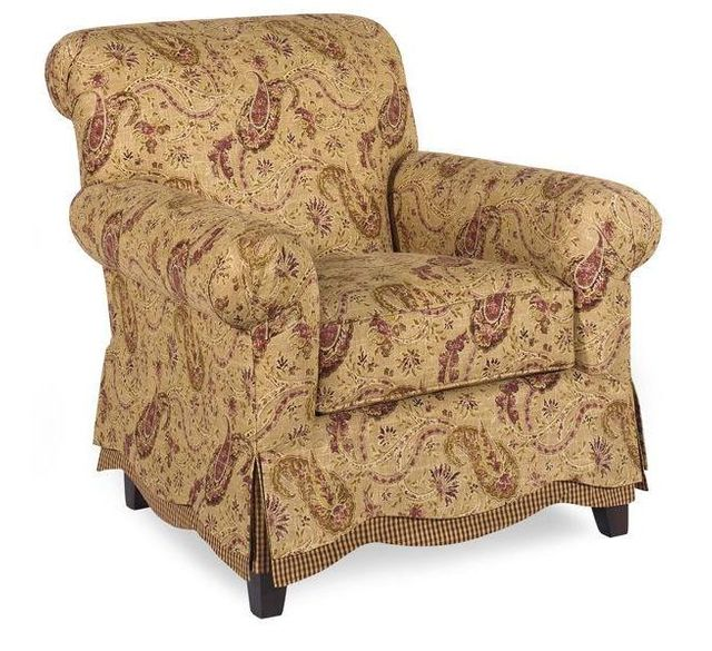 Craftmaster Living Room Accent Chair-099610