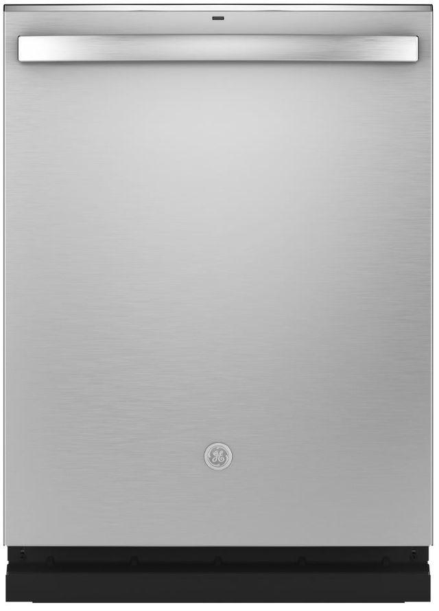 Lave-vaisselle encastré GE® de 24 po - Acier inoxydable-GDT665SSNSS
