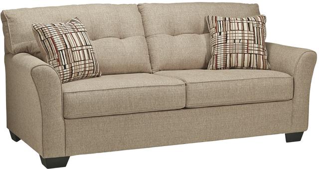 Canapé-lit Ardmead en tissu beige Benchcraft®-8300436